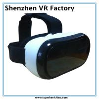 China With bluetooth remote control all in one Quad core virtual reality 3D VR BOX vr case wholesale