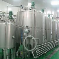 China COCONUT-MILK-PROCESSING-LINE on sale