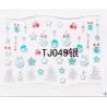 China 3D Nail Art Stickers Manicure Decoration Beautiful Fashion Accessories wholesale