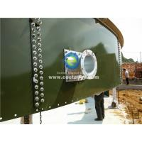 China Manure Digester Systems Digester Septic Tank With PVC Membrane Holder on sale