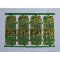 China Immersion Silver yellow Solder mask 5 mil 10 layers Halogen Free Rogers Flex Rigid pcb wholesale