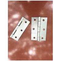 China Truck Box Iron Door Hinges , Metal Steel Cast Iron Butt Hinges 0.9mm Thickness wholesale