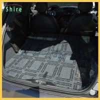 China Anti - Puncture Clear Automobile Carpet PE Protective Film For Easy Clean wholesale