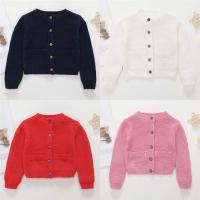 China Colored Full Knitted Handmade Baby Sweater Set Anti Static For 0 - 3 Months Age wholesale
