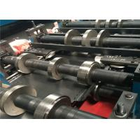 China Automatic Shelf Panel Roll Forming Equipment60mm Roller Axis 0.8-1.2mm Thickness wholesale