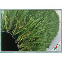 China Environment Friendly Indoor Artificial Grass With Soft / Comfortable Feeling wholesale