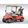 China EQ9022 48V 3KW 2 seats electric golf cart/club car with AC motor wholesale