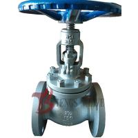 China Handwheel Operated Industrial Globe Valve 2.5 Inch 150LB Trim 13Cr For Flow Control wholesale