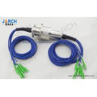 China 6 Channels Electrical Rotary Joint  / FORJ With 150rpm Max Speed , IP54 Protection wholesale