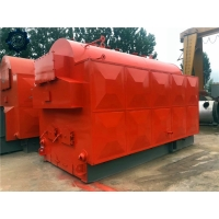 China 2 Ton/H 2000 Kg/Hr Biomass Steam Boiler For Corrugated Box Production Line wholesale