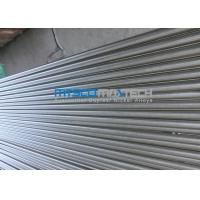 China Bright Annealed Hastelloy Nickel Alloy Tube With 6m Fixed Length ISO 9001 Approval wholesale