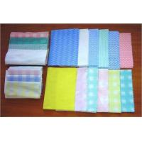 China Anti Bacterial Spunlaced Non Woven Fabric Polyester Material for home textile on sale