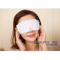 China Popular Disposable Eye Mask Heating And Release For Sleeping And Relax wholesale