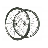 China BIKEDOC Carbon Fiber Wheel White Color 38MM 700C EN Standard 700C For Race wholesale