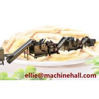 China Plantain Chips Making Machine For Sale|Banana Chips Production Line For Sale wholesale