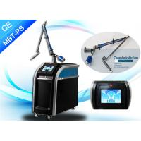 China 755nm 1064nm 532nm Picosecond Q Switch ND YAG Laser for Tattoo Removal & Pigment Removal wholesale