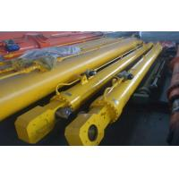 China Long Stroke Electric Telescopic Hydraulic Cylinder Double Acting Custom wholesale