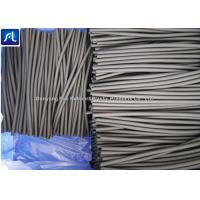China Black Single Latex Rubber Tubing High Elasticity Light Weight with Different OD and ID on sale
