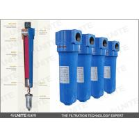 China High efficiency Compressed air filter / SS industrial air filter wholesale