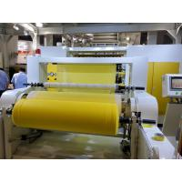 China S SS SMS Spunbond Nonwoven Fabric Making Machine , Non Woven Machinery, Only Need 7 Days To Install Machine In Customer wholesale