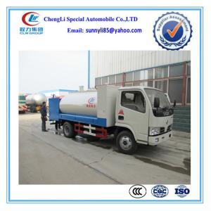 China FOTON 6.5CBM fuel tank truck wholesale