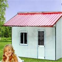 Newly Developed 50m2 Manufactured Homes (Model012) Prefab Bungalow Homes