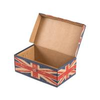 China E Flute Shipping Packaging Corrugated Shoe Boxes wholesale