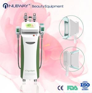China Cavitation Liposuction/Cryo Lipo Freezing Body Fat Shaping Machine wholesale