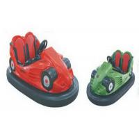China Outside Play Bumper Cars / Mini Bumper Cars For Baby 1 Year Warranty wholesale