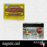 China Eco Friendly PVC Magnetic Stripe Cards wholesale
