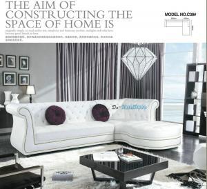 China C38;  modern genuine leather sofa, modern home furniture,office furniture, living room furniture, China sofa wholesale