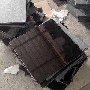 China Black Granite Tiles (#12) wholesale