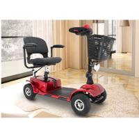 24V Mobility Scooter Wheelchair For Disabled Spray Steel Material DB-663