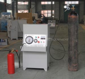 China CO2 fire extinguisher filling machine wholesale