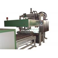 China Full Auto Reciprocating Waste Paper Egg TrayMaking Machine Vacuum Suction Forming wholesale