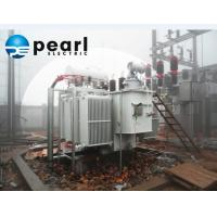 Buy cheap High Stability Oil Immersed Transformer Outdoor Munting PCB Free  50Hz from wholesalers