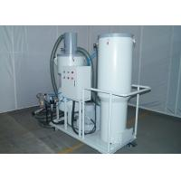 China 5.5kw Fan Vacuum Blasting Equipment 1800 × 980 × 1840 Dimension TS - 150L Model wholesale