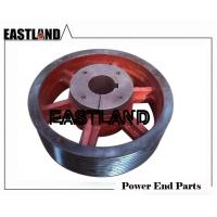 China Bomco F1600/F1300/F1000 Mud Pump Power End Transmission Belt Pulley Made in China wholesale