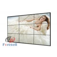China Waterproof Lcd Tv Wall Panel Designs , 3x2 Video Wall Solution 3500 Contrast wholesale