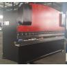 China Delem CNC Hydraulic Press Brake , 6mm Thickness 200T steel sheet bender wholesale