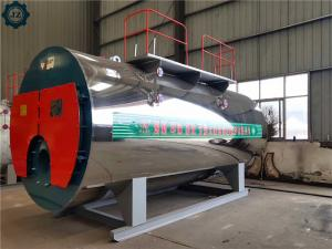 China 300hp 3000kg Industrial Used Steam Boiler Diesel And Gas Fired For Rice Mill Industry wholesale