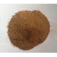 Light cork granules with 24~32 grids(0.8~1mm)