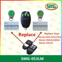 China Merlin+ C945 CM842 C940 C943 Bearclaw Plus Replacement Garage Remote Control wholesale