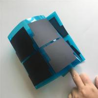 China OEM die cutting transparent Anti-Fingerprint Matte protective plastic film for mobile phone/ tablets/pc wholesale
