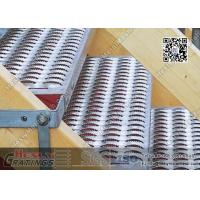 China Non-slip Metal Safety Grating Stair Treads wholesale