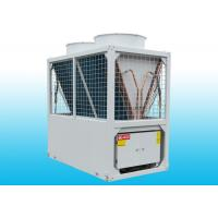 Low Compressor Noise Air Cooled Heat Pump Chiller / flooded chiller