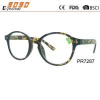 Buy cheap Unisex fashionable reading glasses, made of plastic, Power rang : 1.00 to 4.00D from wholesalers
