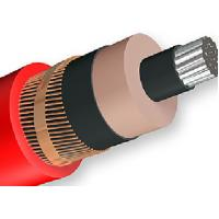 China NA2XSY 50MM2 18/30KV XLPE Insulated Single-Core Cable With PVC Outer Sheath wholesale