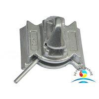 Loose Fitting On Deck Semi Automaticl Twistlocks Shipping Container Parts