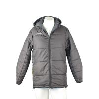 China Windbreaker Hooded Light Padded Jacket Keep Warm For Casual Wear / Sports on sale